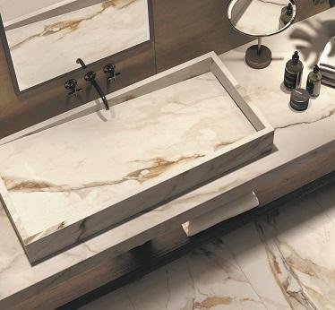 gres effetto marmo antique