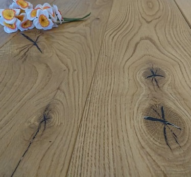 parquet stuccato quercia francese
